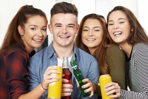 Signes que votre adolescent boit de l'alcool
