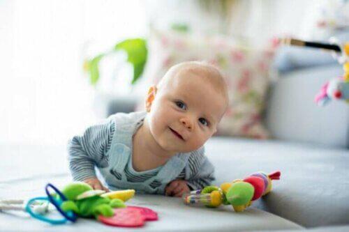 L'importance de la stimulation précoce chez les bébés prématurés