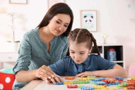 Des activités pour les enfants souffrant d autisme.