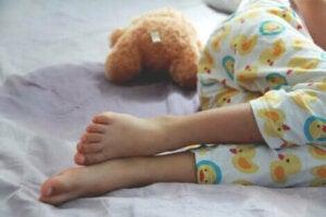 Énurésie nocturne chez les enfants