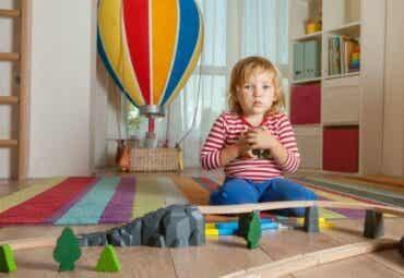 Le jeu comme technique d'évaluation chez l'enfant