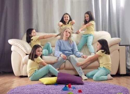 Enfants agités ou hyperactifs ?