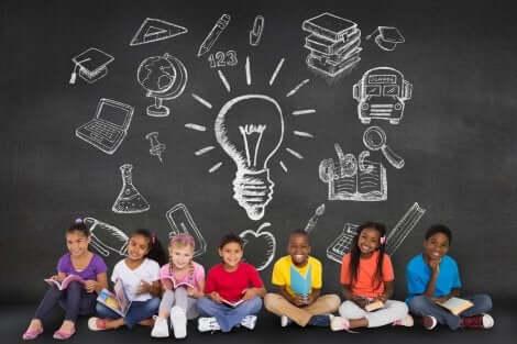 Les intelligences multiples chez les enfants.