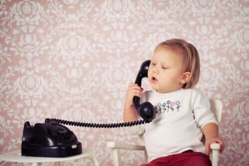 Exercices pour stimuler le langage chez les enfants de 1 à 2 ans
