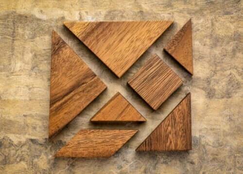 Les bénéfices du tangram