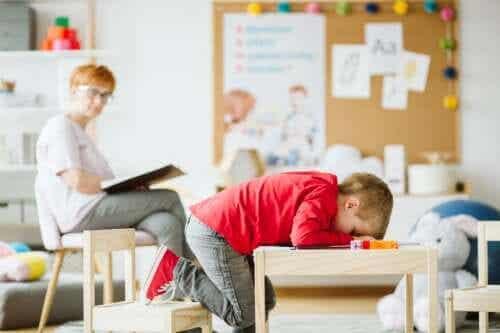 Thérapie émotionnelle pour les enfants