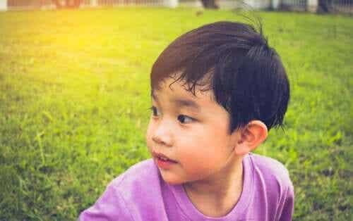 Transpiration excessive chez l'enfant : les causes