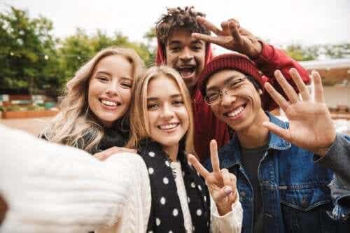 Syndrome de l'adolescence normale