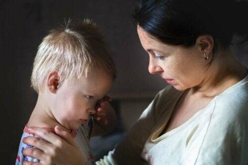 5 mensonges que nous ne devons pas dire à nos enfants