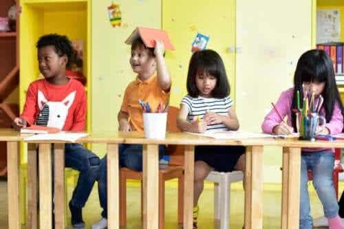 Comment préparer les enfants à l'école maternelle ?