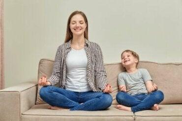 Les meilleures méthodes de relaxation pour les enfants