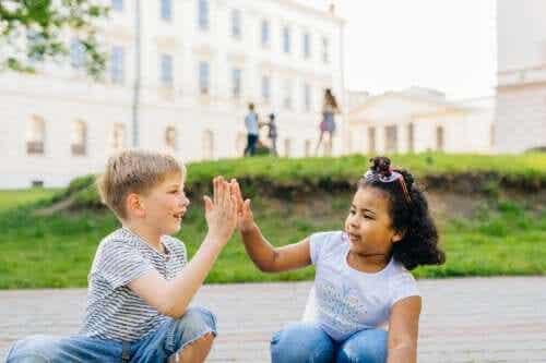 Le développement de la personnalité chez les enfants