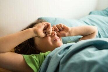 L'ivresse du sommeil chez les enfants