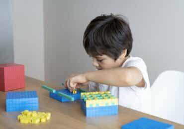 Apprentissage des mathématiques chez les jeunes enfants