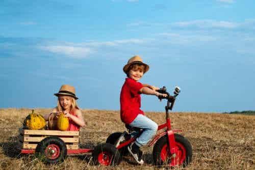 L'intelligence sociale chez les enfants