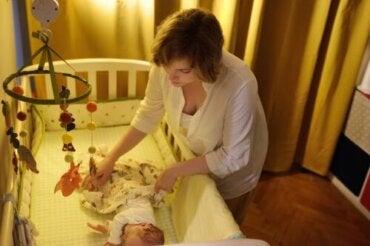 Comment bien dormir durant les 6 premiers mois du bébé ?