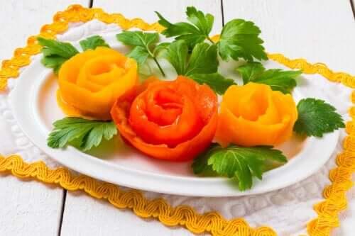 L'art Mukimono : des plats pour enfants à manger avec les yeux