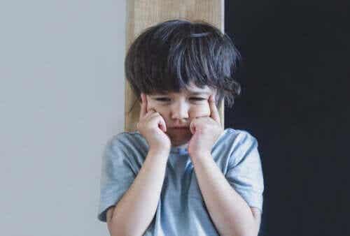 Symptômes internalisants et externalisants chez les enfants
