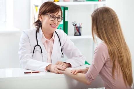 Une consultation gynécologique.