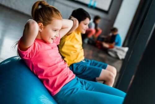 Bienfaits de l'entraînement de résistance pour les enfants
