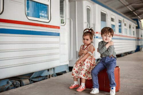 Rituels d'adieu : comment peuvent-ils aider vos enfants ?
