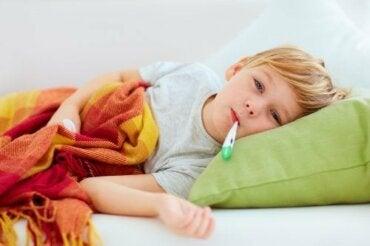 La fièvre et la somnolence chez les enfants : que faire ?