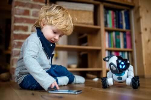 L'intelligence artificielle pour les enfants