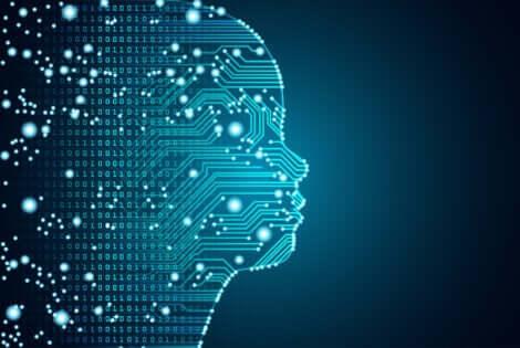 Schéma de l'intelligence artificielle.