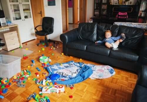 Le trouble d'accumulation compulsive chez les enfants