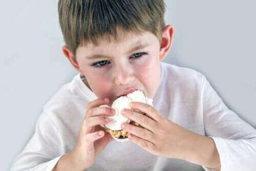 La faim émotionnelle chez l'enfant