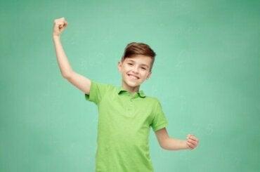 8 phrases pour renforcer la volonté des enfants