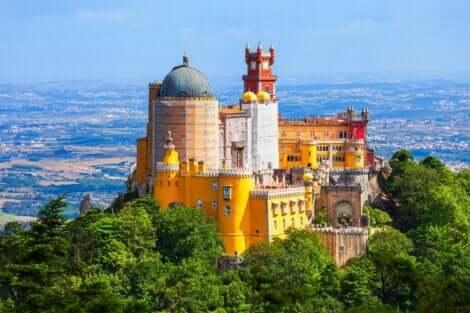 Des châteaux de conte de fées à visiter avec les enfants.