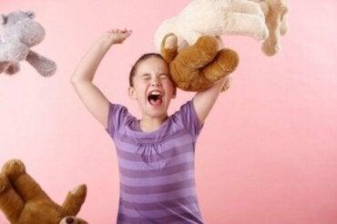 Comment éviter les crises de colère des enfants ?