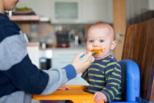 6 recettes de purées nutritives pour bébés