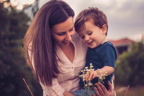 5 signes d'amour chez votre enfant