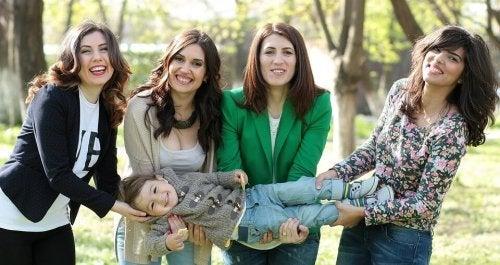 Quels sont les avantages de rejoindre un groupe de mères?