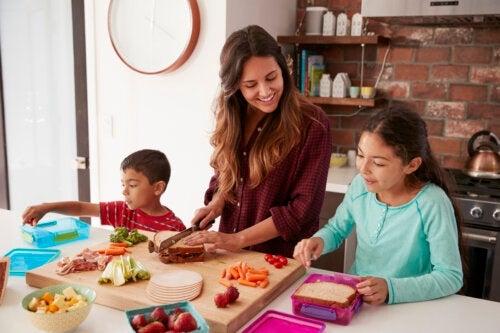 Les clés d'une bonne nutrition chez les jeunes enfants
