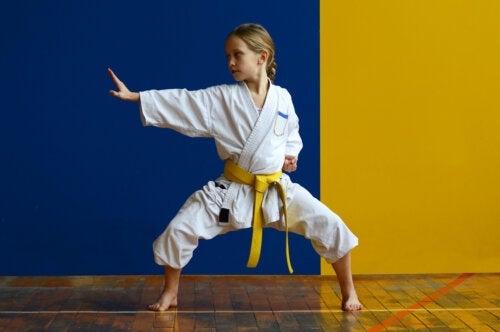 5 sports pour améliorer les capacités psychomotrices des enfants