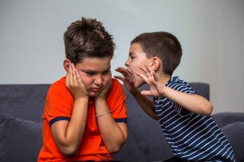 Agressivité chez les jeunes enfants: comment agir?