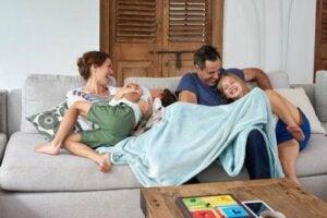 5 phrases pour exprimer votre amour à vos enfants