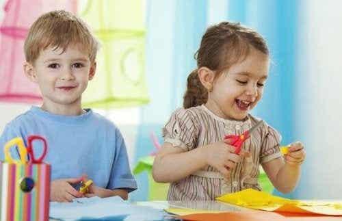 Développement de l'identité sexuelle de l'enfant