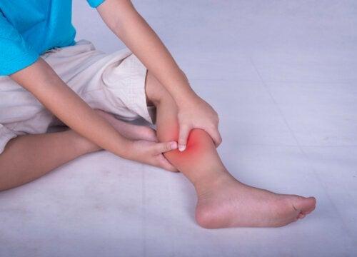 Les douleurs musculaires les plus courantes chez les enfants et comment les traiter