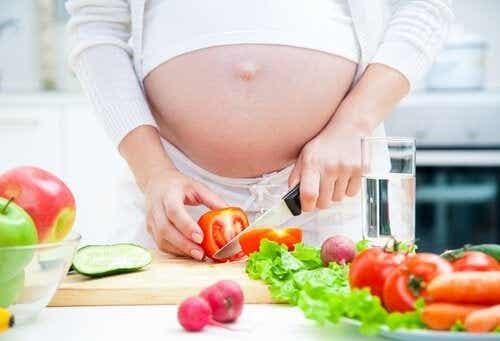 Changez votre alimentation pour tomber enceinte rapidement