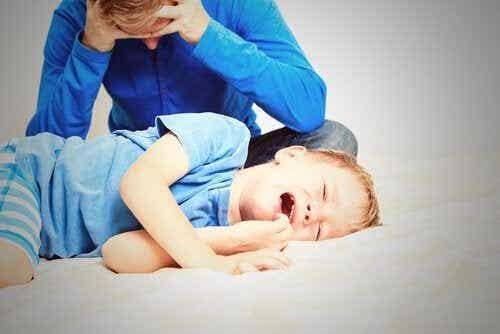 Quelle attitude adopter lorsque votre enfant n'est pas d'accord avec vous ?
