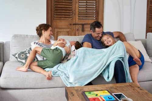 4 clés à connaître pour une bonne parentalité