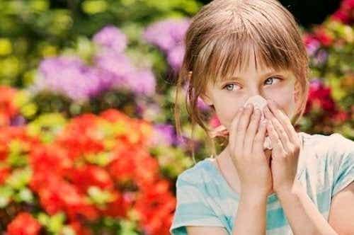 Comment éviter la rhinite allergique chez l'enfant ?