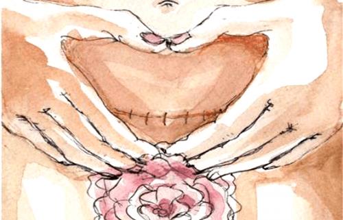 Naître par césarienne est aussi une façon « sacrée » d'arriver dans le monde
