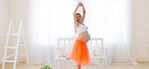 Est-ce possible de danser pendant la grossesse?