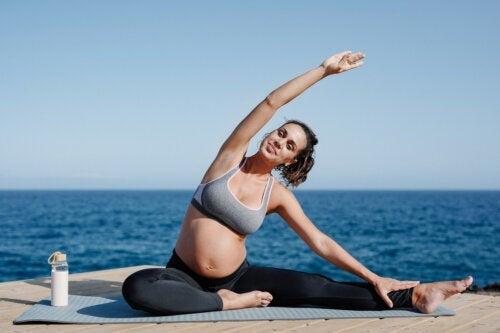 Comment travailler le plancher pelvien pendant la grossesse?