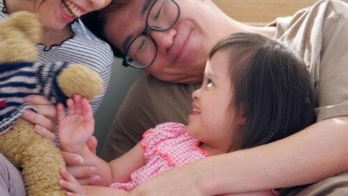 Parents atteints de trouble du spectre autistique